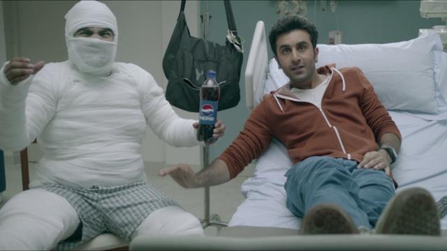 Pepsi - Hospital