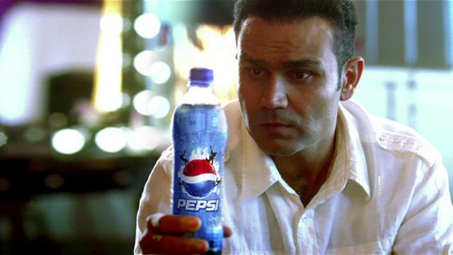Pepsi - Sehwag