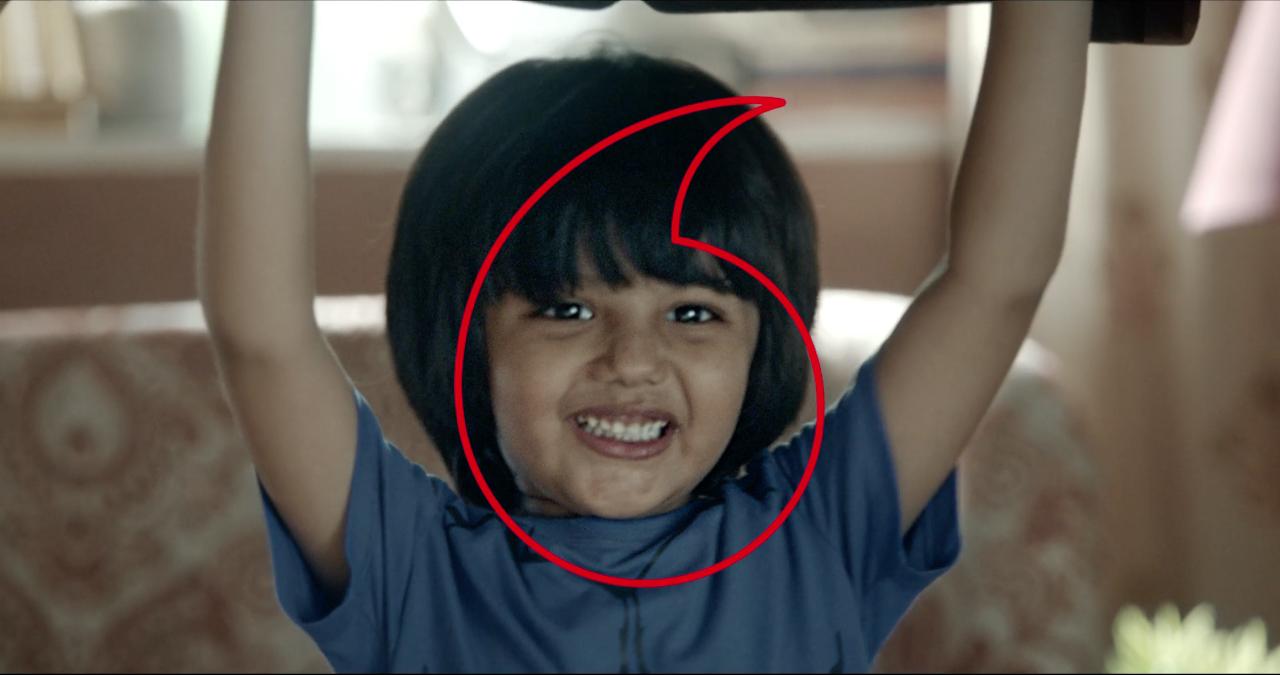 Vodafone – Ideal Diwali