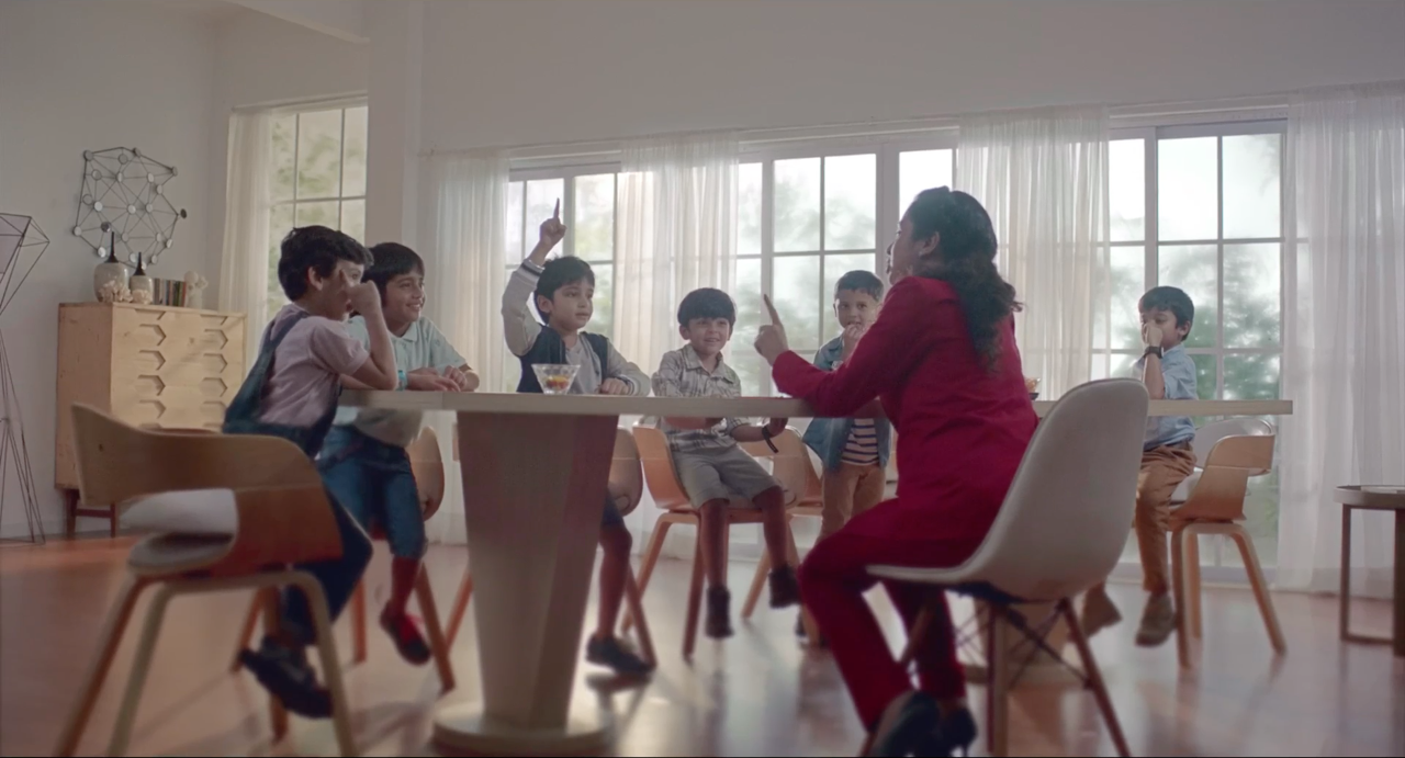 Asian Paints – Start young