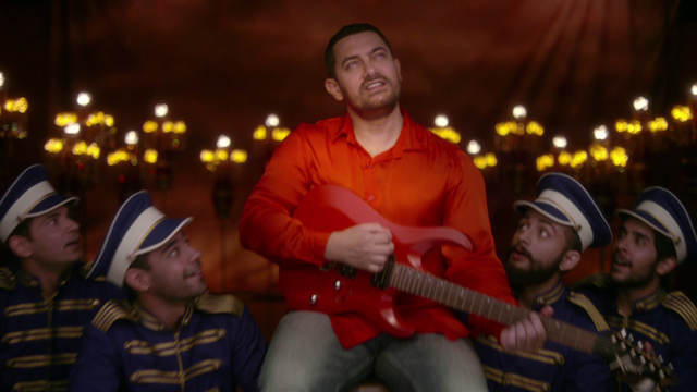 Snapdeal - Guitar Coming