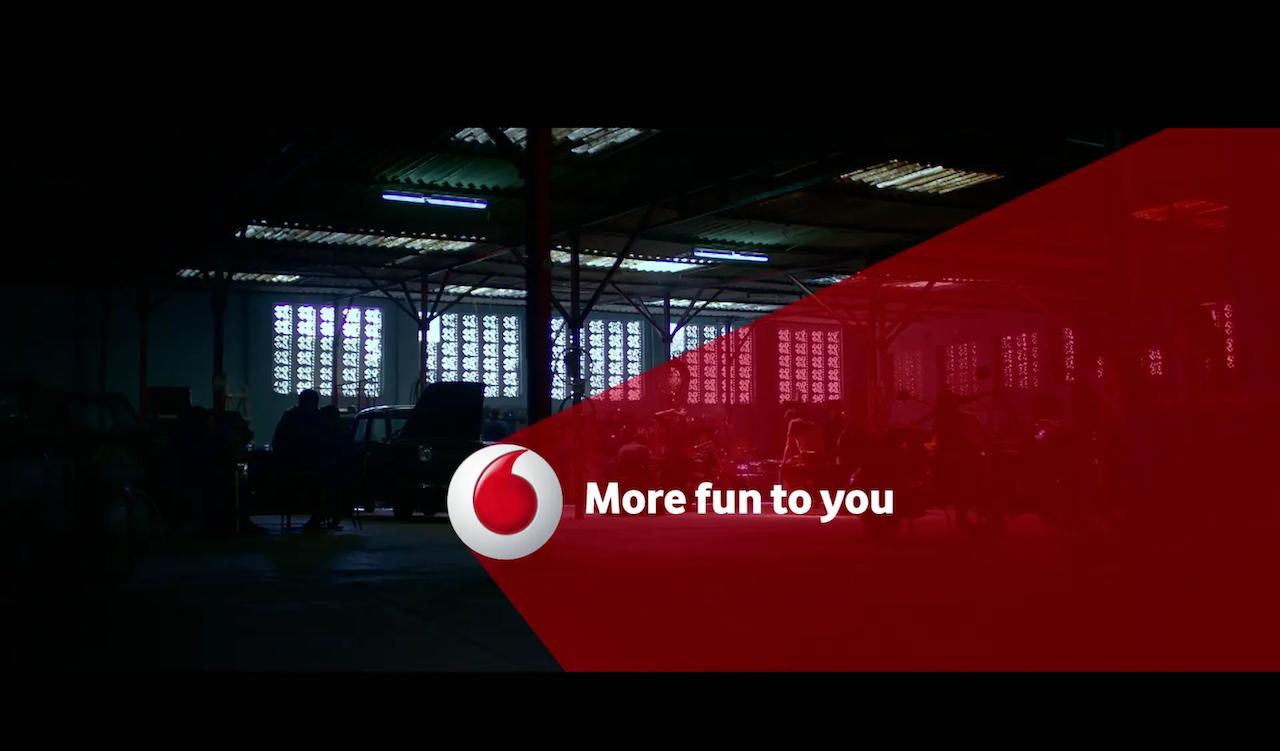 Vodafone - Super Hour Boy